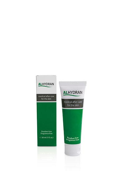 ALHYDRAN scar cream