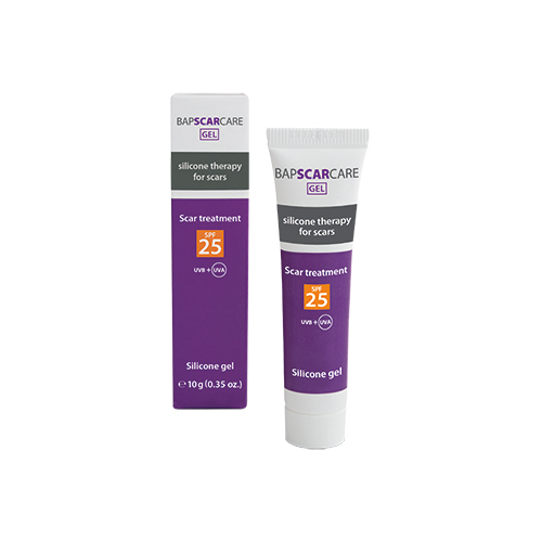 BAPSCSRCARE silicon gel with SPF