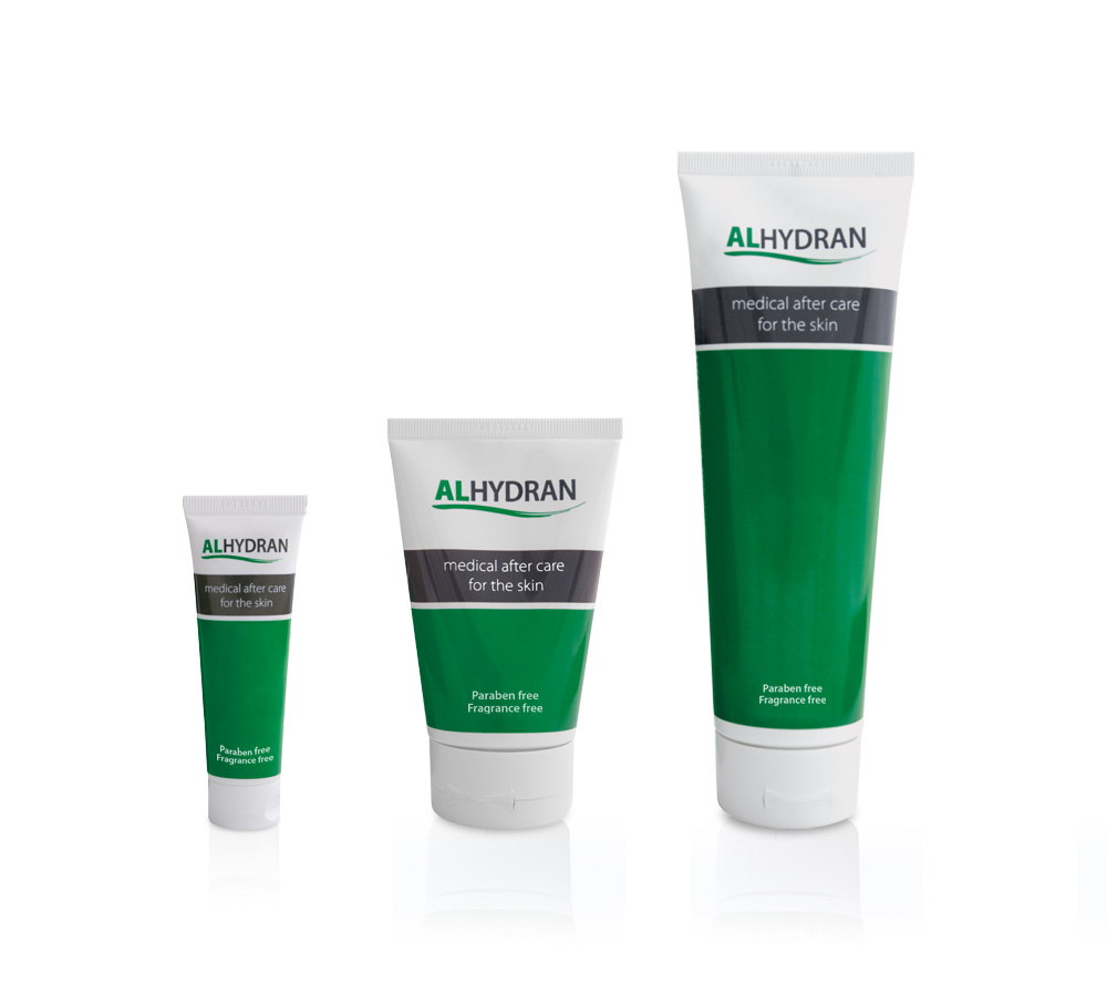 Alhydran Medical Cream Products
