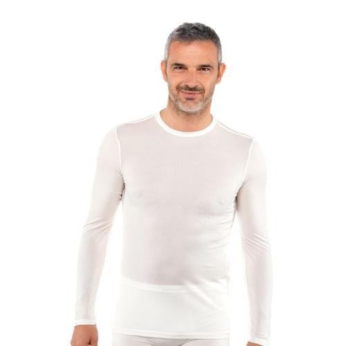 Heren shirt lange mouwen