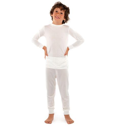 kind-broek en shirt eczeem