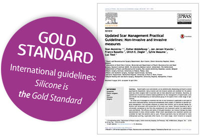 scar management practical guidelines - gold standard