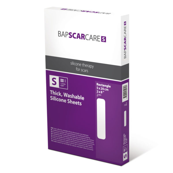 BAP SCARCARE S littekenverband 5x20cm